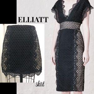 """NWOT ELLIATT (Bardot) sample sale """"Demi"""" skirt"""
